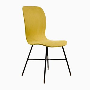 Italian Side Chair by Augusto Bozzi for Saporiti Italia, 1950s