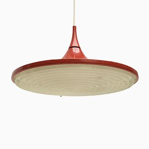 Vintage Pendant Lamp by Rolf Krüger for Staff