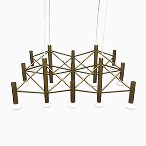 Mid-Century German Space Age Chandelier