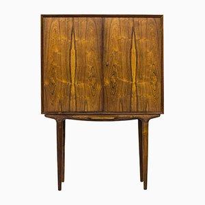 Danish Rosewood Bar Cabinet by Illum Wikkelsø for C. F. Christensen, 1960s
