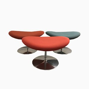 Globe Stool by Pierre Paulin for Artifort, 1960s