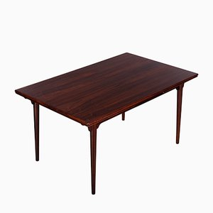 Rosewood Model 54 Dining Table from Omann Jun, 1960s