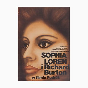 Poster del film The Voyage, 1976