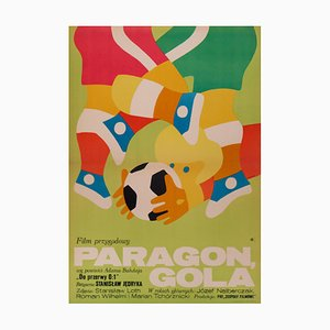 Shoot Paragon Film Poster, 1970s