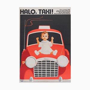 Poster del film Hello, Taxi!, 1976