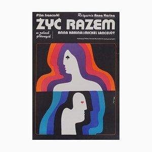 Living Together Film Poster, 1973