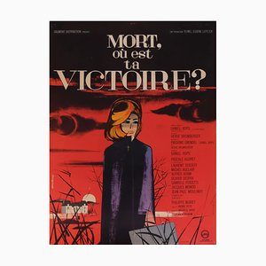 Death. Where is your Victory? Film Poster, 1964