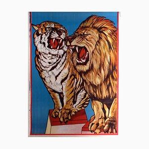 Circus Poster, 1960s