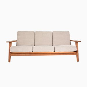 Mid-Century Danish Sofa by Hans J. Wegner for Getama, 1950s