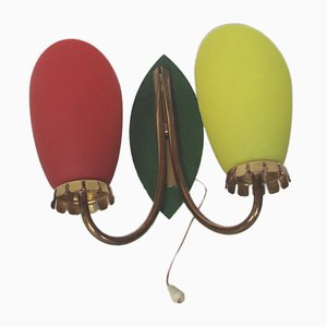 Wandlampe, 1950er