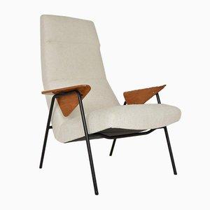 Deutscher Mid-Century Sessel von Arno Votteler für Walter & Wilhelm Knoll, 1950er