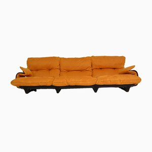 Mid-Century Model Marsala Sofa by Michel Ducaroy for Ligne Roset, 1970s