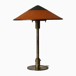 Danish Model T3 Table Lamp by Niels Rasmussen Thykier for Fog & Mørup, 1920s