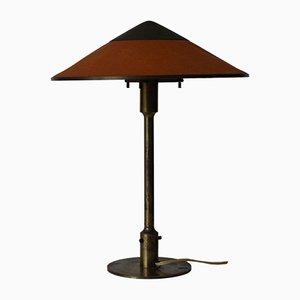 Lampe de Bureau Modèle T3 par Niels Rasmussen Thykier pour Fog & Mørup, Danemark, 1920s