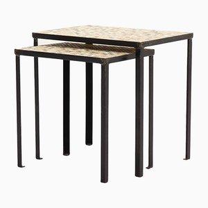 Tables Gigognes, 1960s, Set de 2