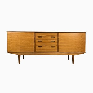 Walnut Sideboard by Alfred Cox, 1960s