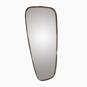 Mid-Century German Mirror