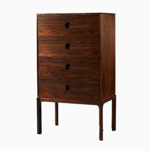Danish Model 385 Rosewood Dresser by Kai Kristiansen for Aksel Kjersgaard, 1960s
