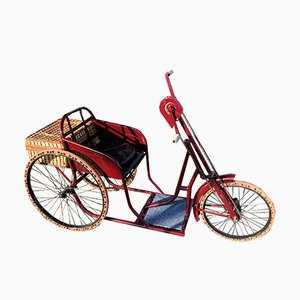 Tricycle from Poirier, 1950s