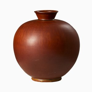 Swedish Model Tobo Vase by Erich & Ingrid Triller, 1950s