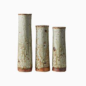Schwedische Vasen von Marianne Westman für Rörstrand, 1960er, 3er Set
