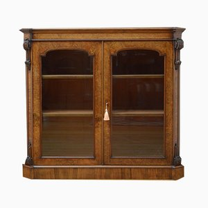 Antique Victorian Bookcase