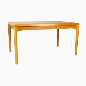 Danish Oak Dining Table by Henning Kjærnulf for Vejle Mobelfabrik, 1960s