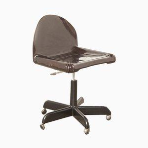 Chaise de Bureau Pivotante Modèle 4855 par Gae Aulenti pour Kartell, 1960s