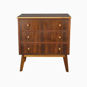Mid-Century Walnut Dresser from Morris of Glasgow, 1960s