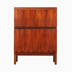 Rosewood Cabinet by Torbjørn Afdal for Mellemstrands Trevareindustri AS, 1960s