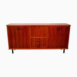 Italienisches Sideboard aus Holzfurnier, 1960er