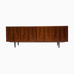 Mid-Century Rosewood Sideboard by Henry Rosengren Hansen