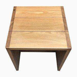 Vintage Side Table by Roland Haeusler for Maison Regain