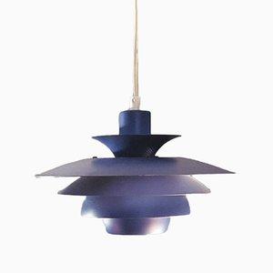 Vintage Scandinavian Model PH5 Ceiling Lamp by Poul Henningsen for Louis Poulsen, 1970s