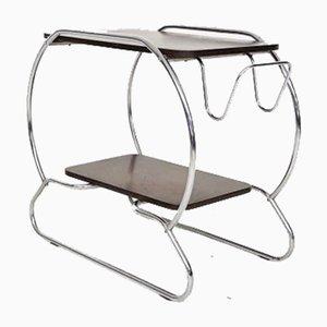 Mesa auxiliar estilo Art Déco, años 50