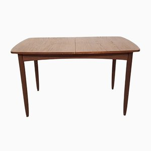 Teak Dining Table from Hulmefa Propos, 1960s