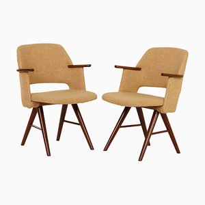 PT30 Armchairs by Cees Braakman for Pastoe, 1960s, Set of 2