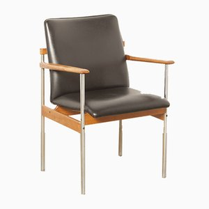 Teak Thereca Chair from Thereca, 1970s