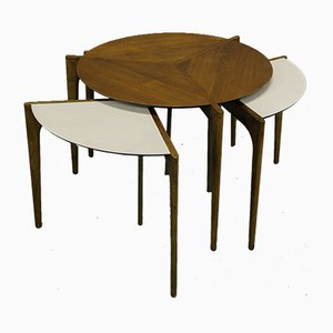 T-Modular Coffee Table by Vladimir Kagan, 1950s