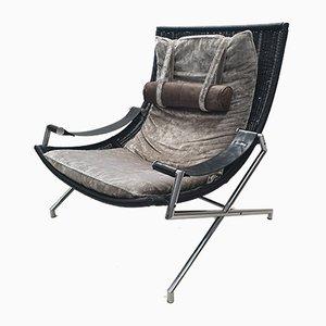 DES2021 Sessel von Gerard van den Berg für Rohé Noordwolde, 1980er