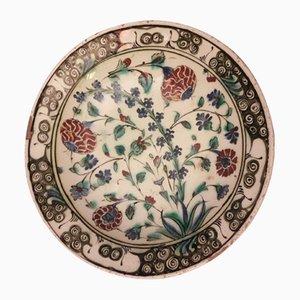 Antiker Iznic Teller