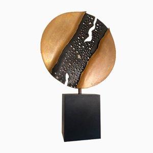 Salina Foam and Bronze Sculpture by Enrique Broglia, 1970s