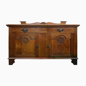 Antique Art Nouveau Sideboard