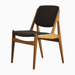 Danish Teak Ella Dining Chair by Arne Vodder for Vamø, 1960s