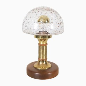 Tischlampe von Temde Leuchten, 1950er