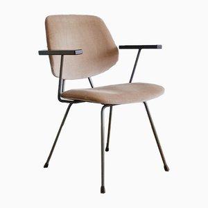 Chaise de Salle à Manger par Wim Rietveld pour Kembo, années 50