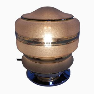 Französische Deckenlampe, 1930er