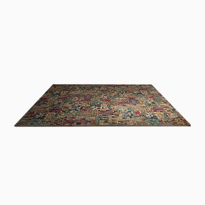 Mid-Century Parsa Carpet from Vorwerk, 1950s