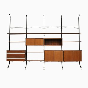 Mid-Century Wall Units by Ico Luisa Parisi for MIM