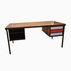 Rosewood Desk by Peter Hvidt & Orla Mølgaard-Nielsen for Søborg Møbelfabrik, 1957